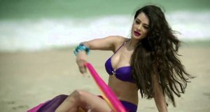 shristi shrestha bikini photo